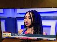 Catherine Labiran on SABC Morning Live